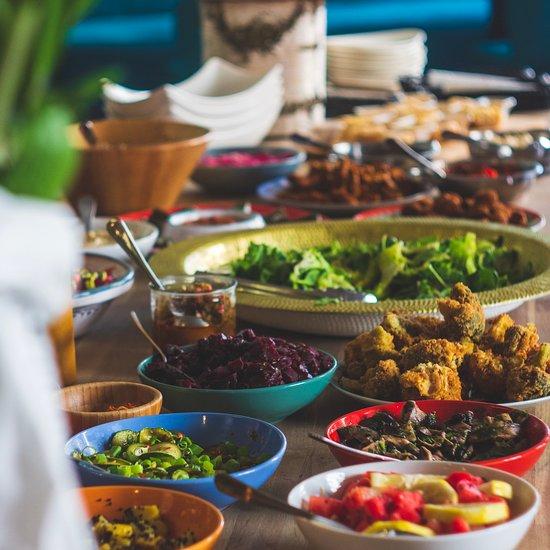 Wyjśce do Tel Aviv Urban Food I Restauracja wegańska