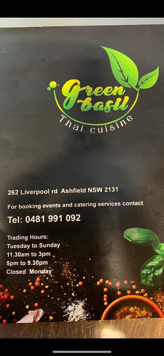 All bookings please call 0481991092