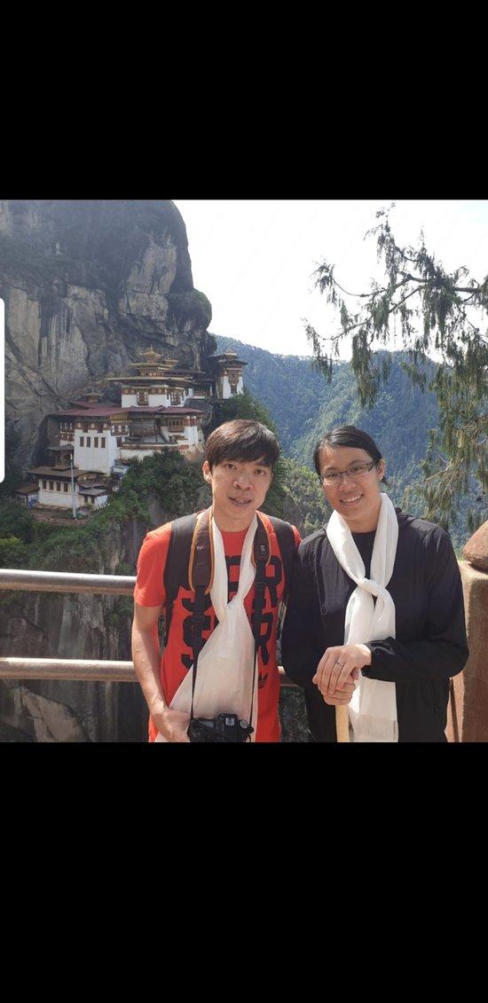First visit to Bhutan