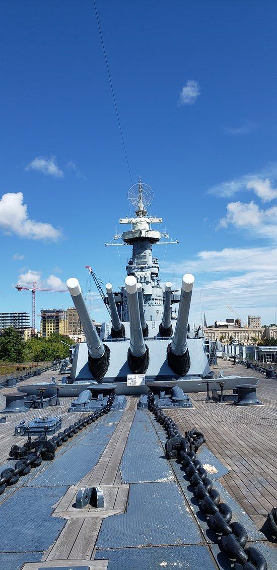 Battleship North Carolina (Wilmington) - UPDATED 2019 - All