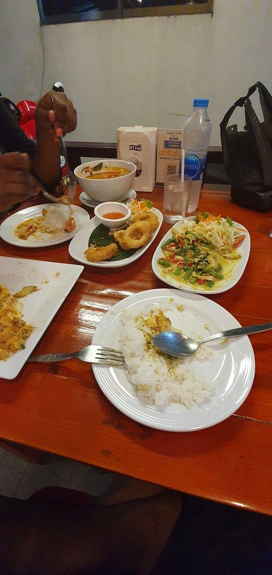 Legit food