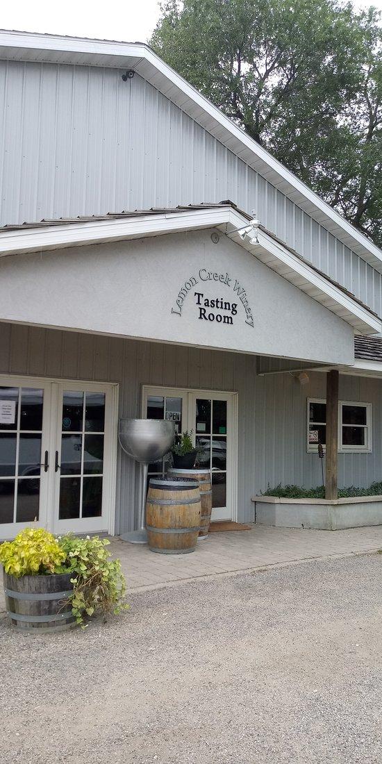 "Image result for lemon creek winery"""