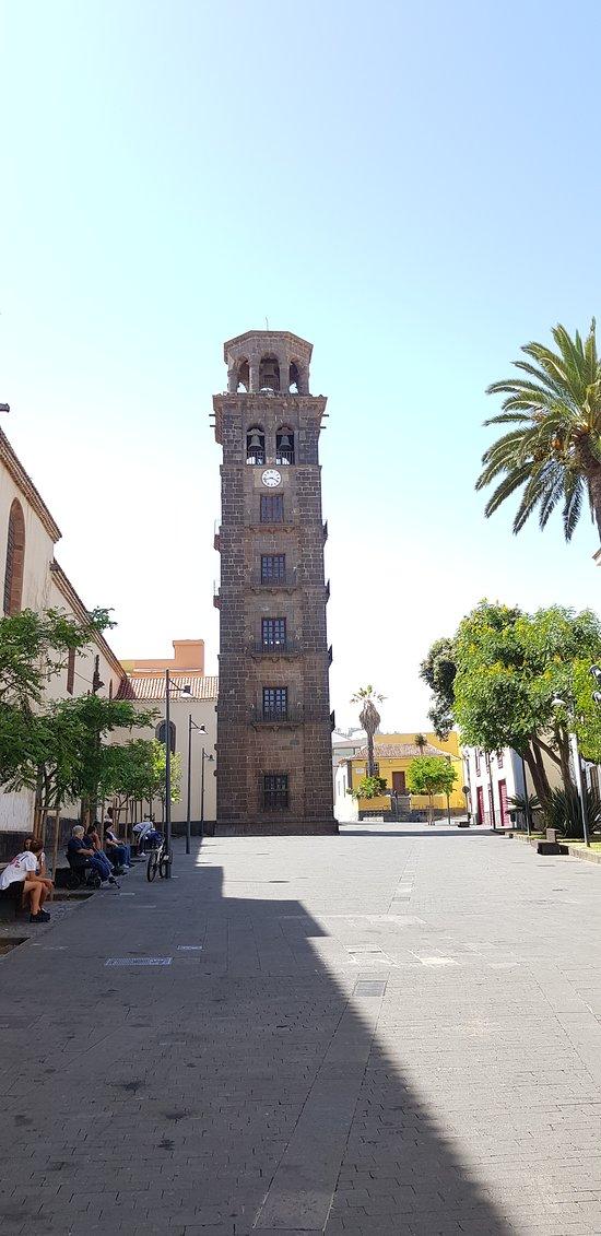 Centro Historico de San Cristóbal de La Laguna, Tenerife (Agosto 2019)