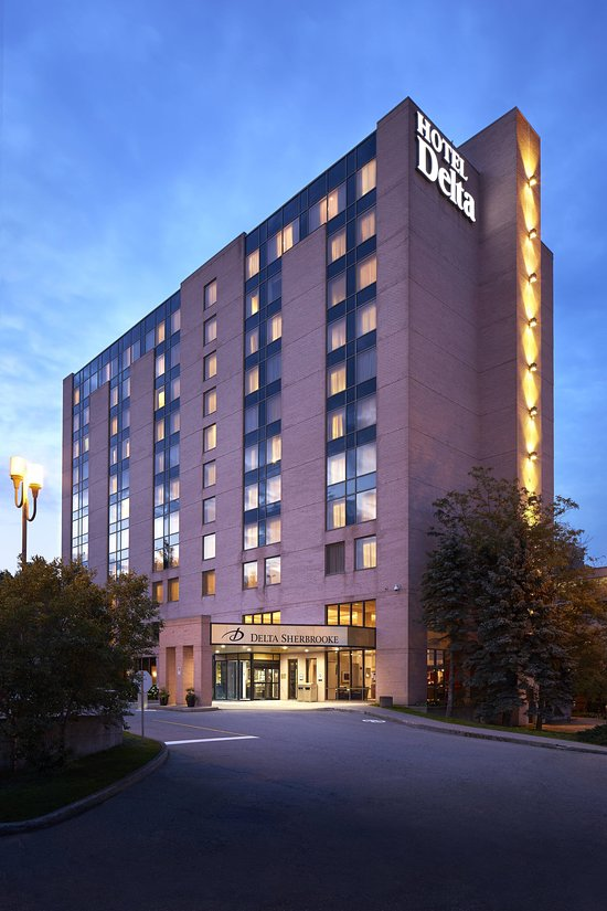 Delta Hotels by Marriott Sherbrooke Conference Center