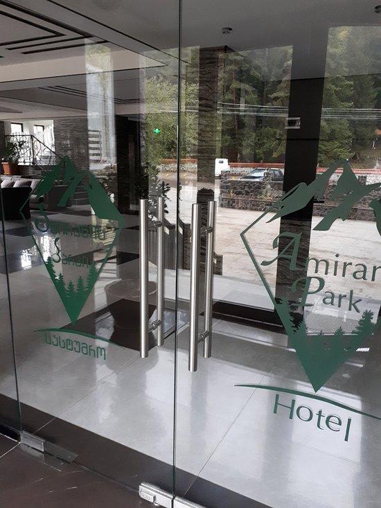 Hotel Villa Amiranis Park