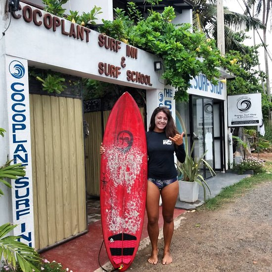 Cocoplant Surf Inn & Surf School