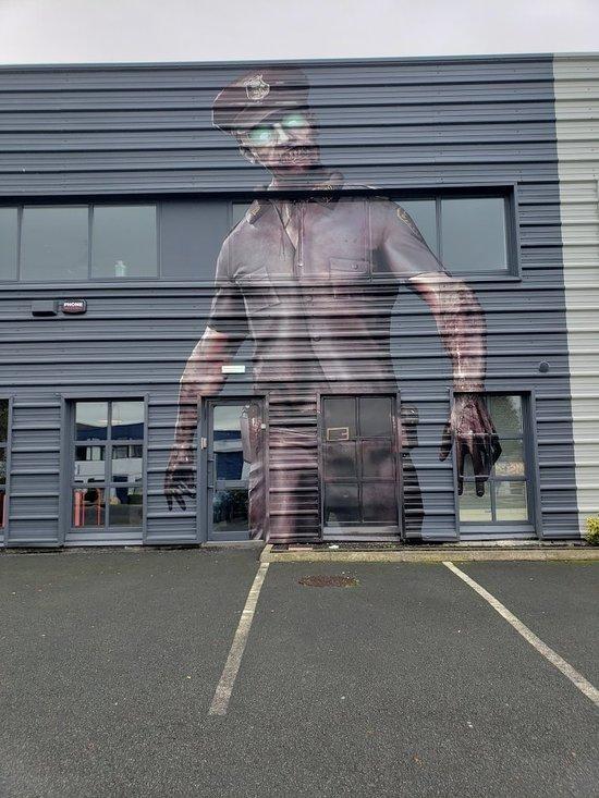 GoQuest Dublin: Indoor Multi-Challenge Arena