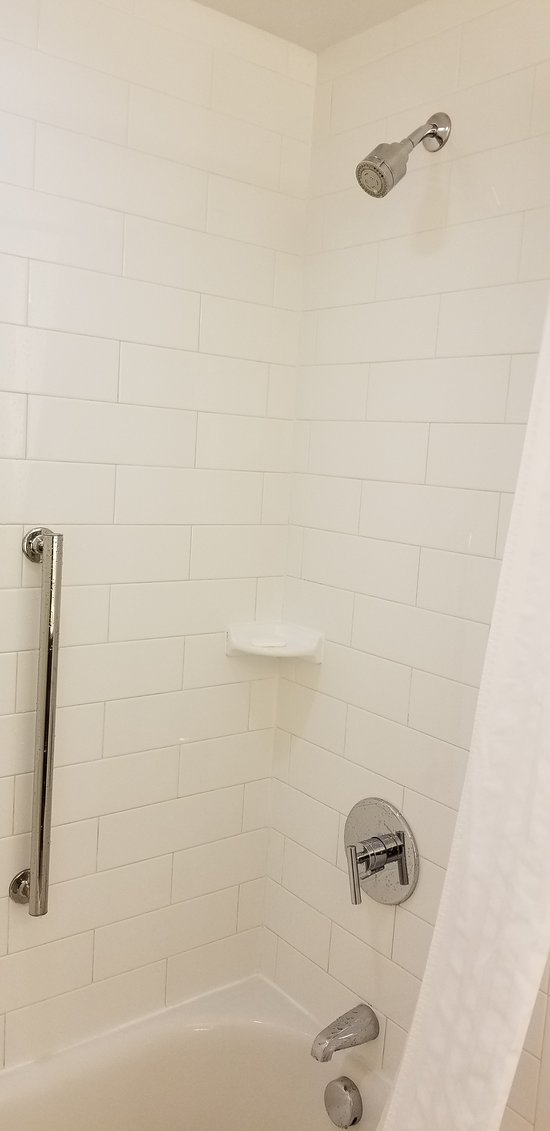 WEAK shower