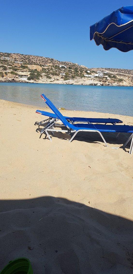 Den bedste børne strand på Karpathos