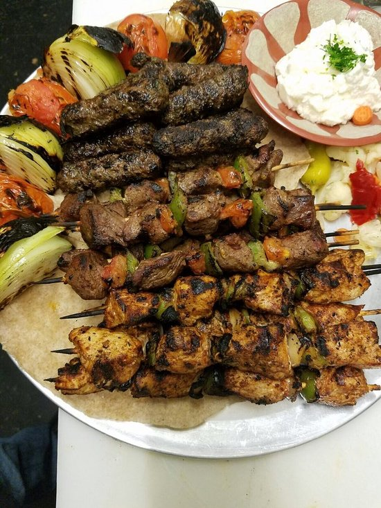 Habibi's Middle Eastern Kitchen