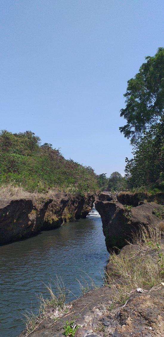 beautiful Tukad Unda, Klungkung