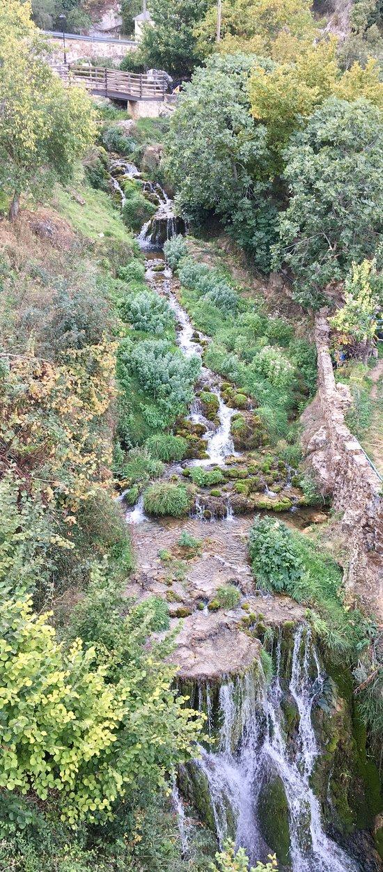 Cascada de Tobera.