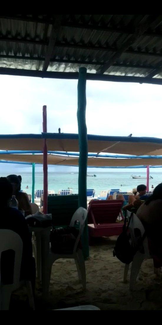 Para una playa limpia y agradable snorkel buceo de lujo
