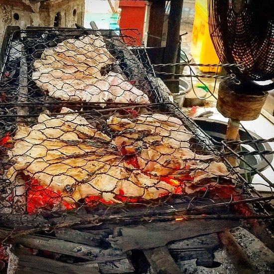 Abang Kepiting Restaurant Pontianak Fotos Número De
