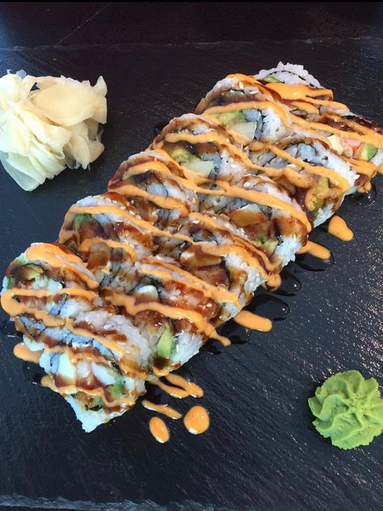 first date ht sushi kristiansand