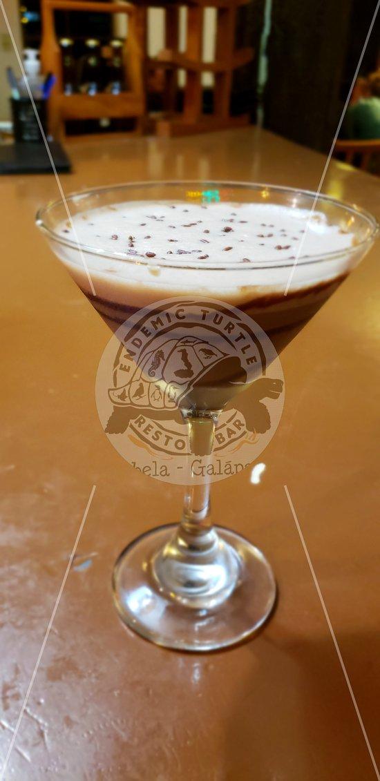 Choco Martini