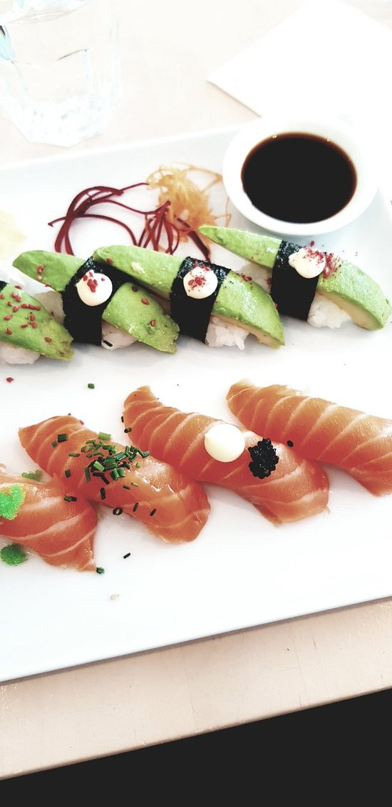 Stockholms bästa sushi