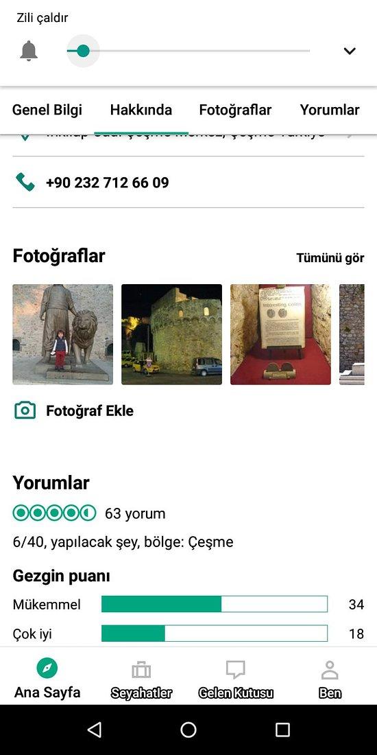Çeşme Müzesi