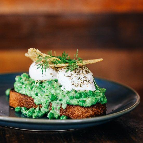 Bondi Icebergs Pea Salad Recipe