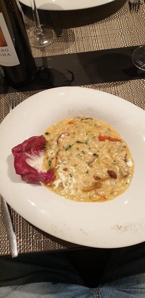 Execelent special italian food