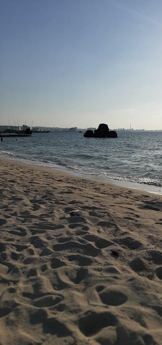 Öde strand