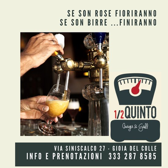 Mezzo Quinto Gioia Del Colle Restaurant Reviews Photos Phone Number Tripadvisor
