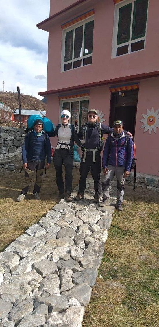 Incredible guided trek around Langtang Valley