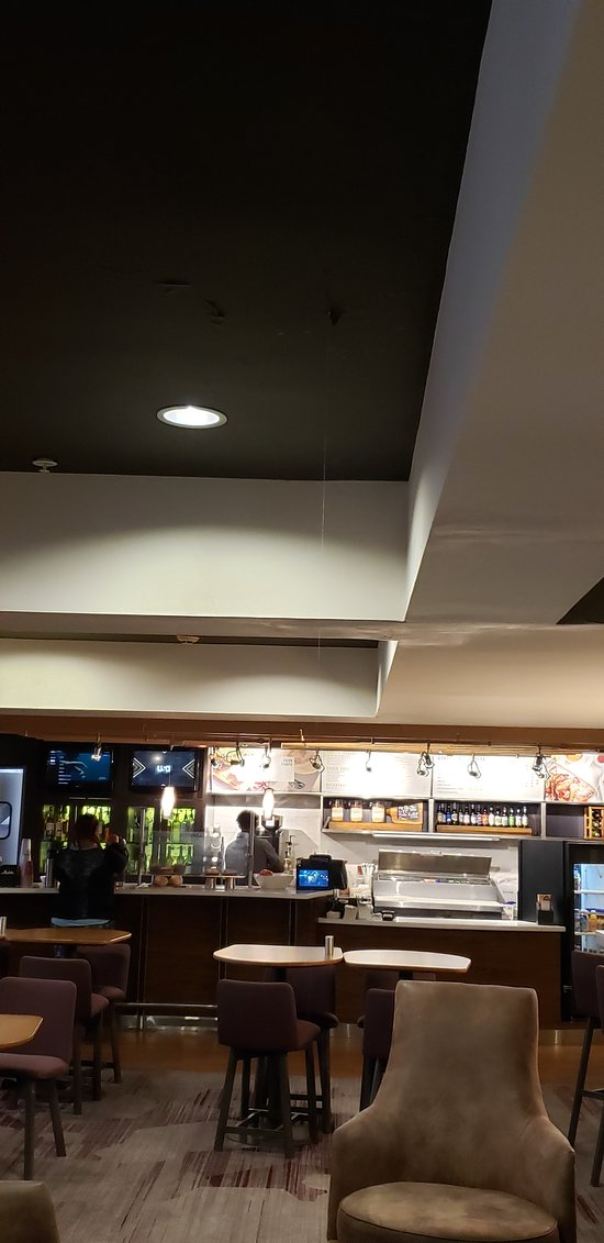 Roof leaking in common area