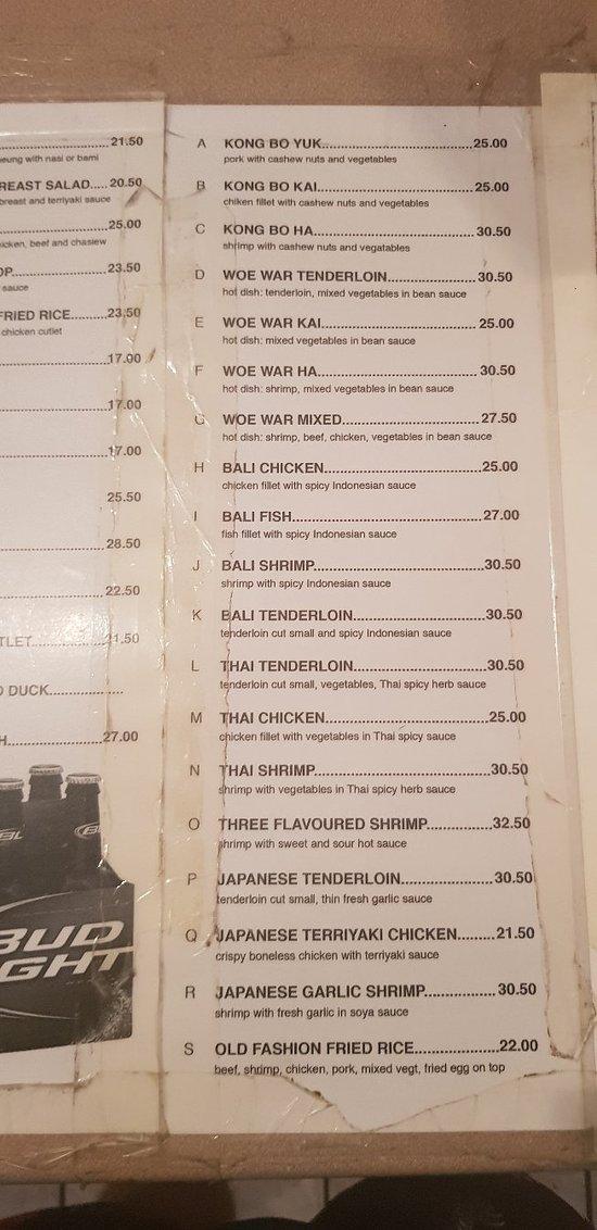Yami Yami Dutch Chinese Restaurant