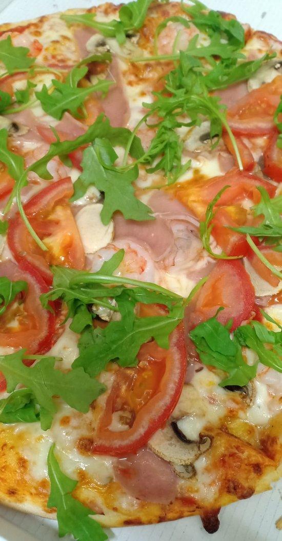 Pizza make choice