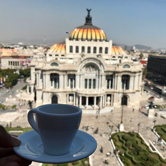 Cafe De La Gran Ciudad Mexico City Cuauhtemoc District