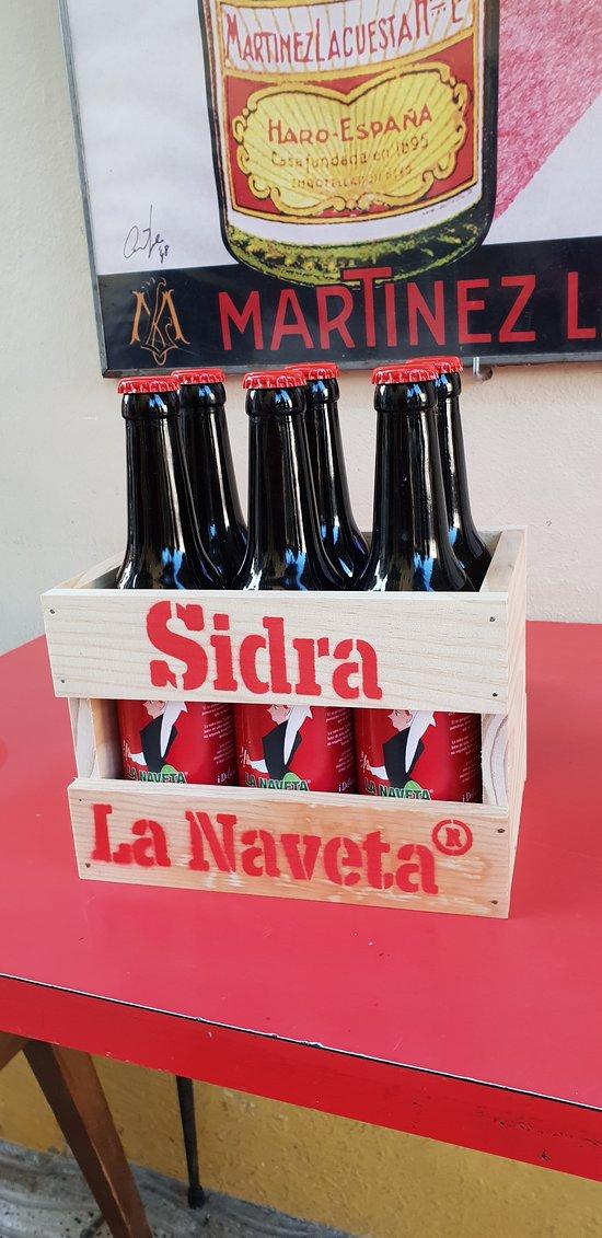 Sidra La Naveta