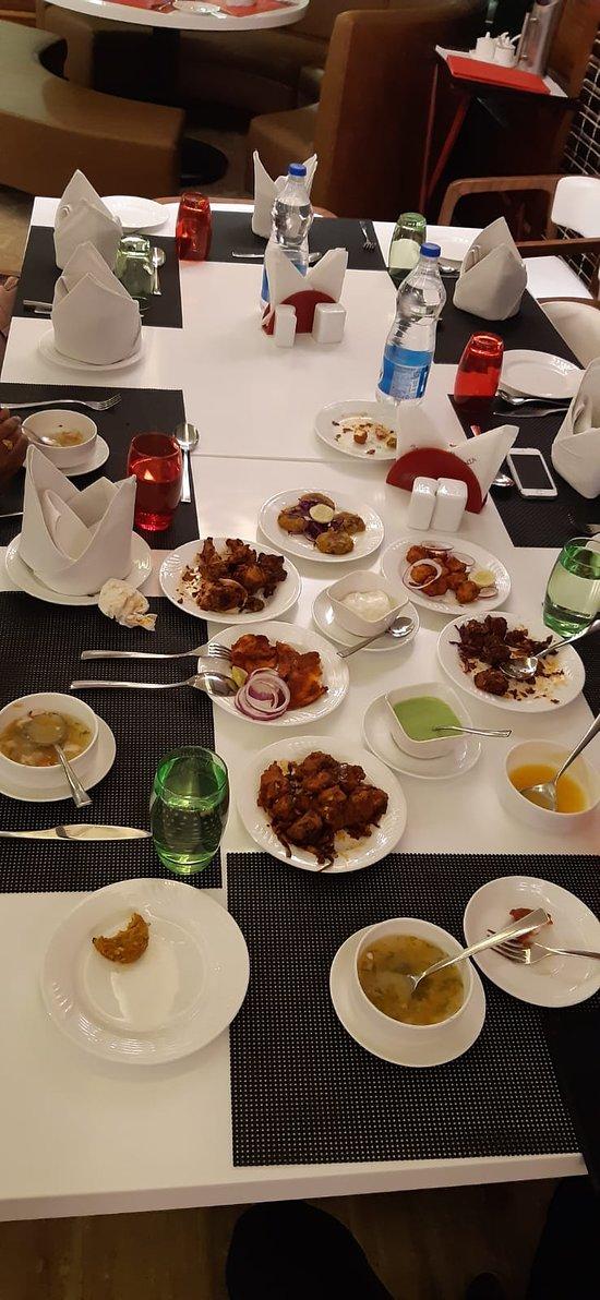 Dine at Tepin Chilli, Parl Elanza Hotel