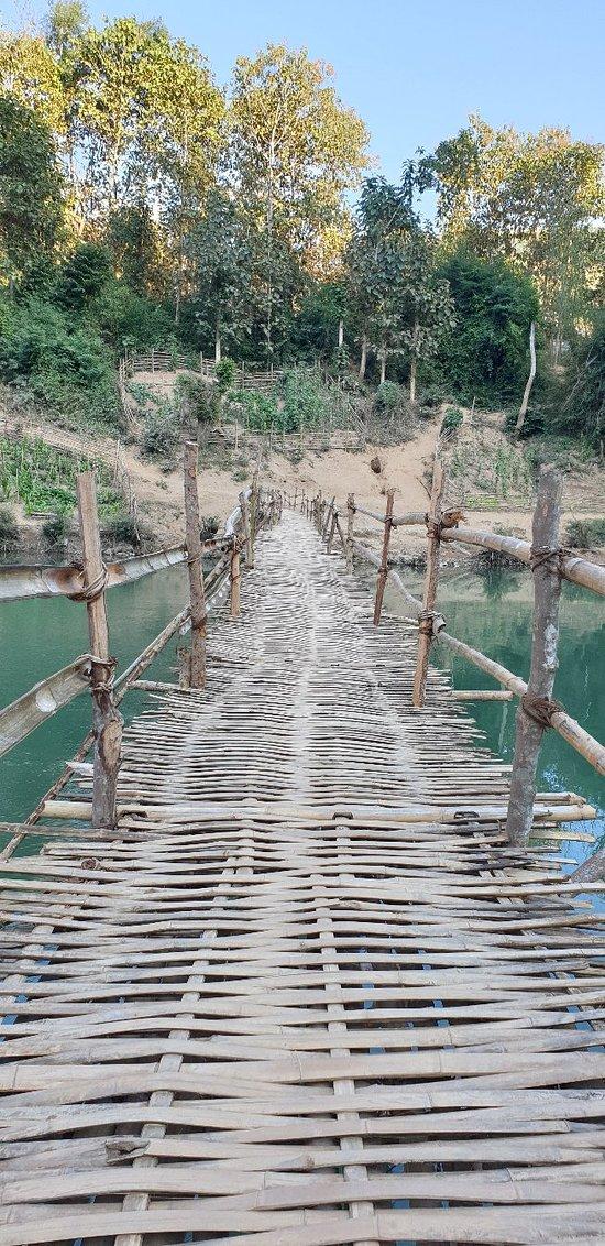 3 days trekking to remote villages