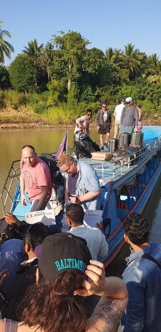 Angkor Express Boat