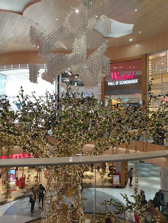 scandic mall of scandinavia