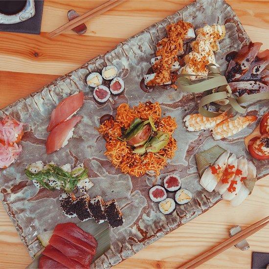 imagen Sibuya Urban Sushi Bar - Cáceres en Cáceres