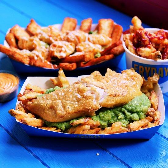 Fryday Castleford Menu Prices Restaurant Reviews