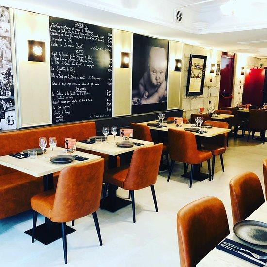 Le P Tit Nicolas La Rochelle Menu Prices Restaurant Reviews