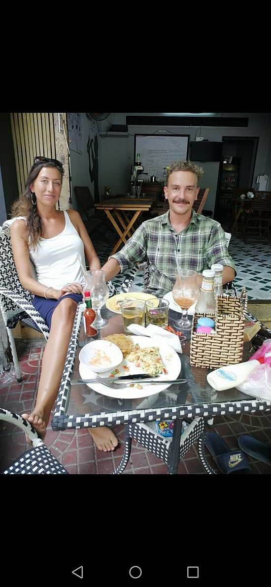 Guests from England