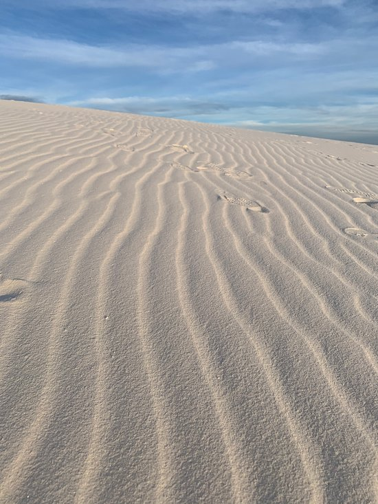 White Sands National Monument New Mexico 2019 All You