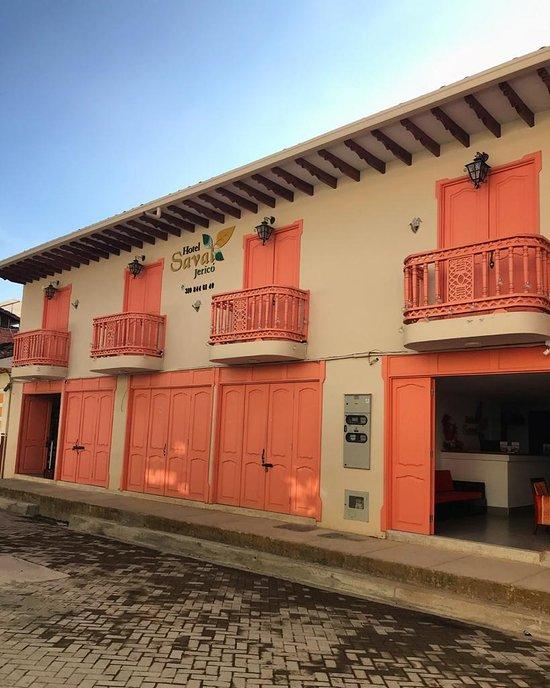 Hotel Saval Jerico