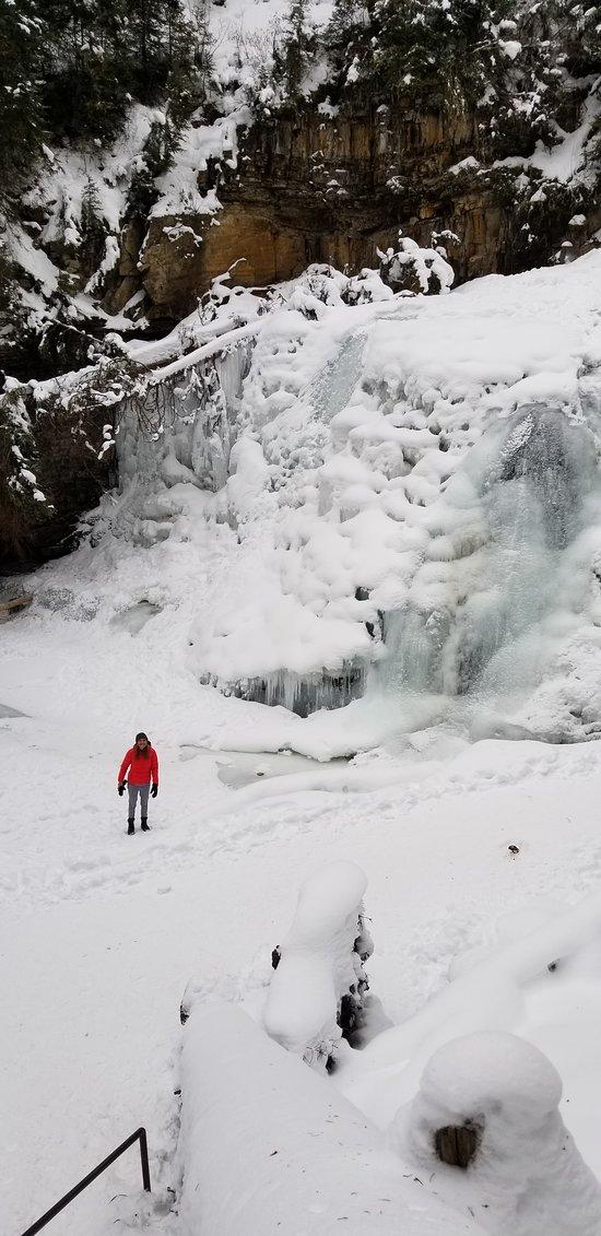 Ousel Falls.  Beautiful