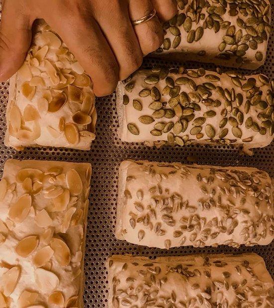 Pães do Mundo Ciabata Italiana