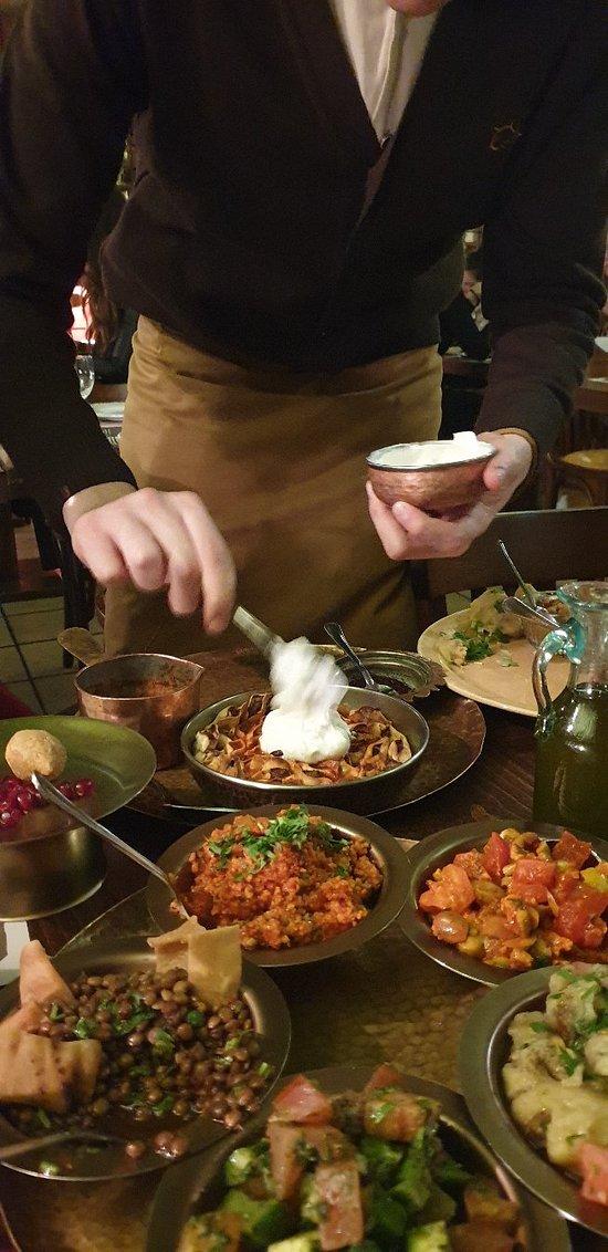 Ottimo ristorante armeno