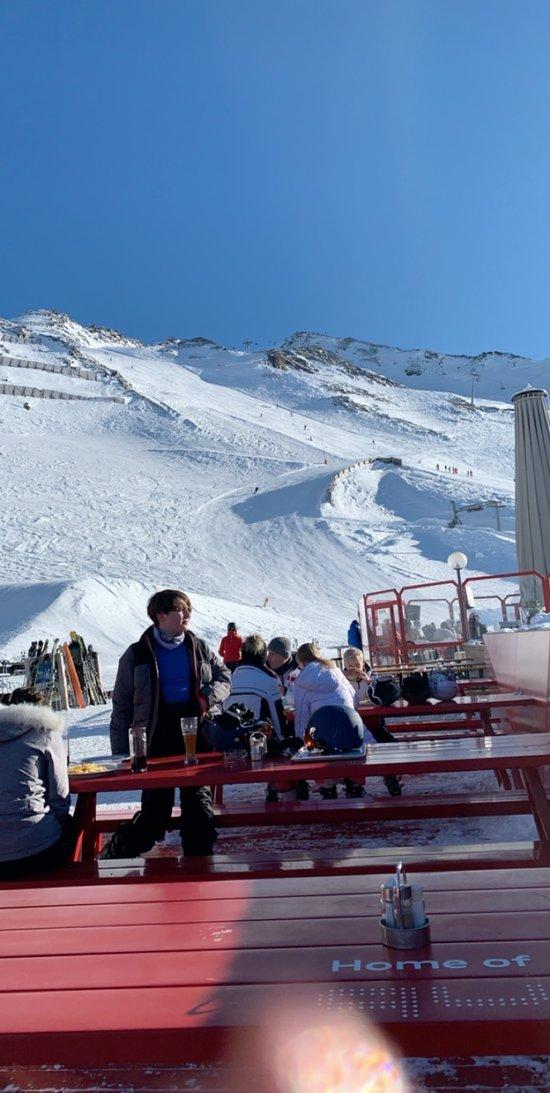 Wonderful hotel for a ski holiday