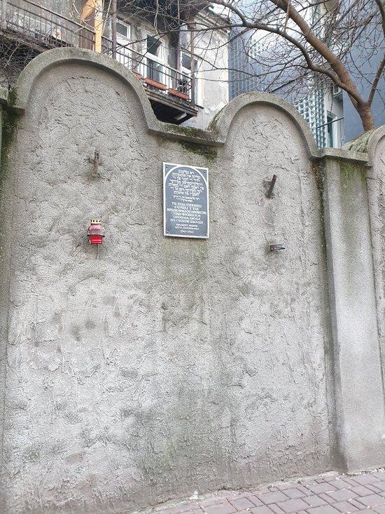 Ghetto Wall Fragment Krakova Puola Arvostelut