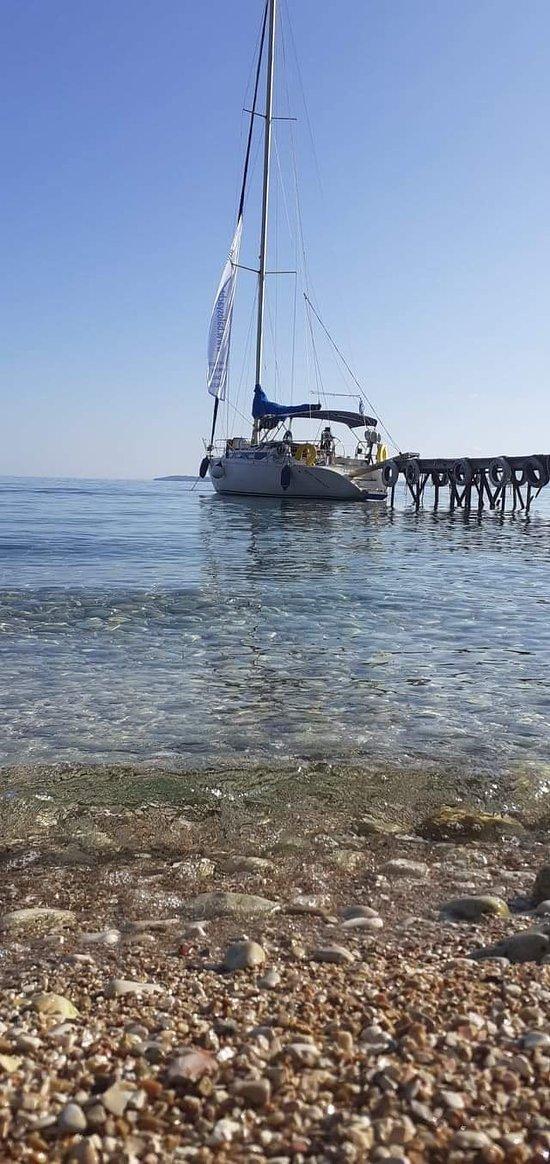 Private sailing yacht cruise by Balos Yachts Corfu >>> www.balosyachtscorfu.com