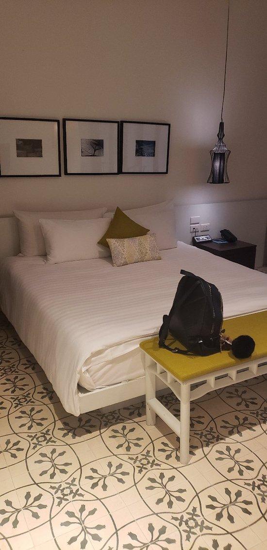 Muy lindo y cómodo hotel
