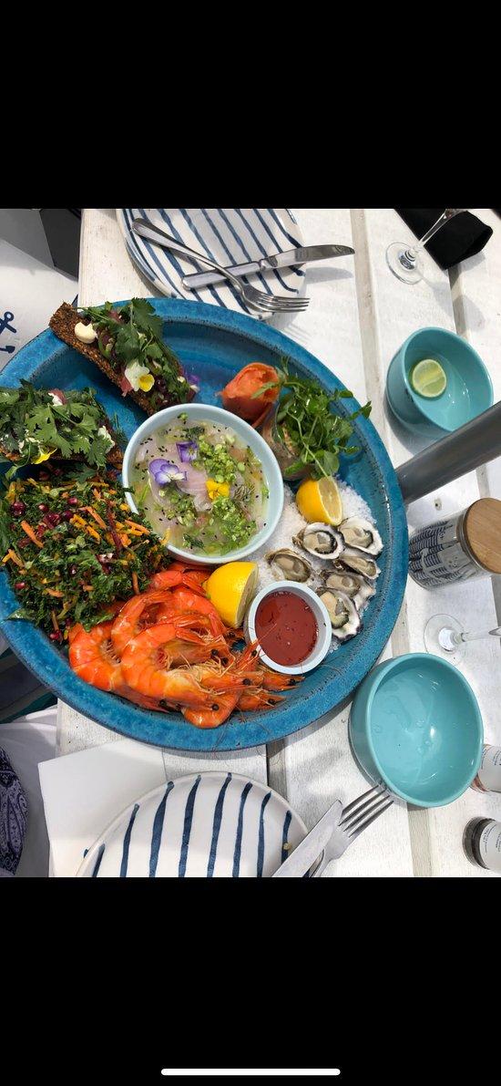 $120.00 Seafood Platter